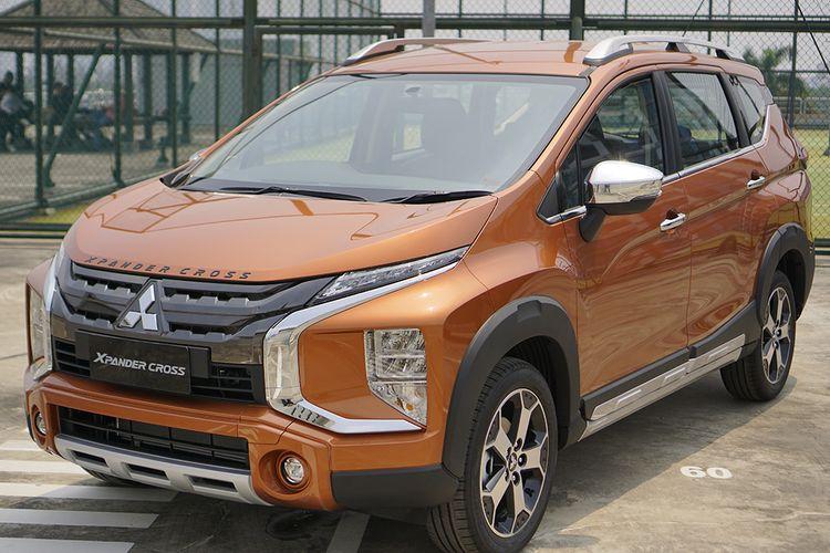Mitsubishi resmi memperkenalkan Xpander Cross