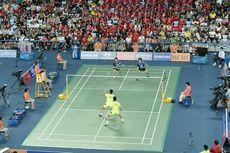 Arah Kok Sulit Ditebak, Pebulu Tangkis Asian Games Keluhkan AC