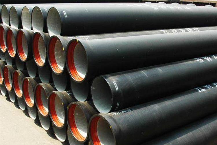Pipa ulet yang diproduksi Xinxing Ductile Pipe and Fittings Co. Ltd.