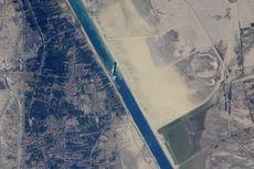 Ada Kekuatan Alam Berperan dalam Pembebasan Kapal Ever Given dari Terusan Suez