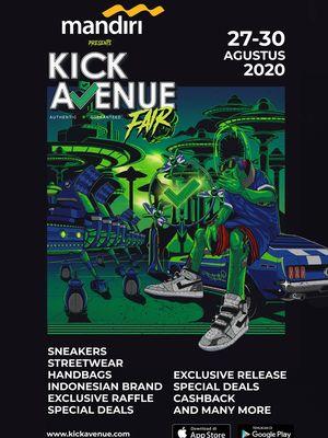 Festival Sneakers Kick Avenue