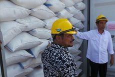 Jokowi Resmikan Kerja Sama Ketahanan Pangan dengan Sulsel