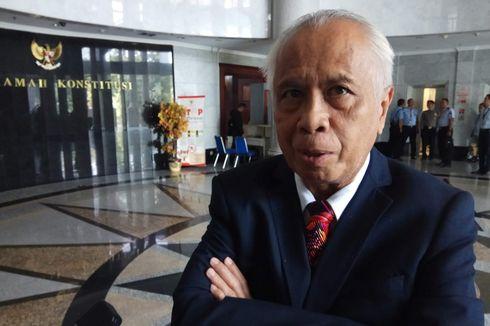OC Kaligis Gugat Anies Baswedan karena Tunjuk BW Jadi Anggota TGUPP