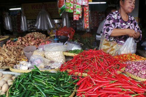 Harga Cabai Meroket, Ikatan Pedagang Pasar