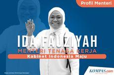 INFOGRAFIK: Profil Ida Fauziyah, Menteri Tenaga Kerja