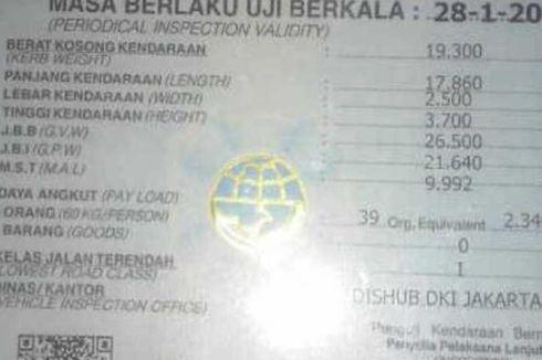 PT Transjakarta Minta Klarifikasi ke Karoseri Terkait Jumlah Tempat Duduk Bus Scania