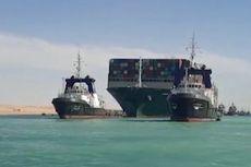 Pentagon: Terusan Suez adalah Lokasi Berbahaya