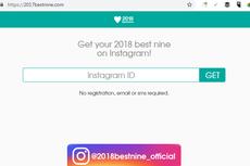 Ramai Setiap Akhir Tahun, Bagaimana Cara Membuat Best Nine di Instagram?