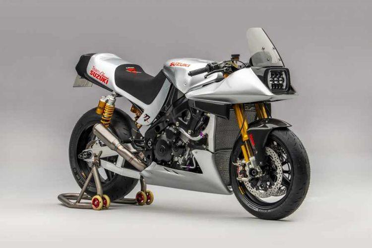 Suzuki Katana 1000 neo retro racer