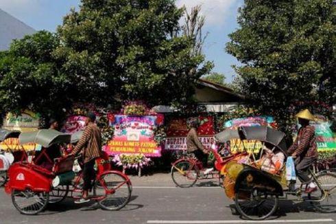 Pesta Rakyat di Hajatan Anak Presiden