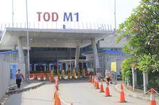 PSBB Kota Tangerang, TOD M1 Bandara Soekarno-Hatta Ditutup Sementara