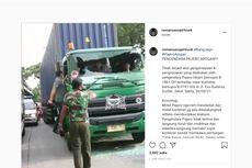 Polisi Pastikan Pengemudi Pajero yang Aniaya Sopir Truk Tidak Gangguan Jiwa
