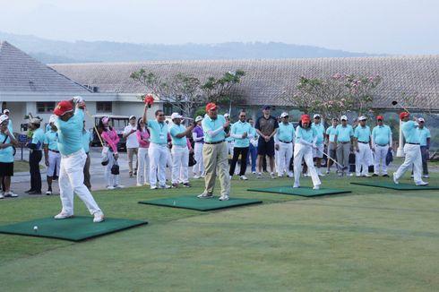 Golf Piala Rektor Prasmul 2018 untuk Galang Dana Beasiswa
