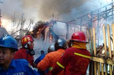 Bocah Enam Tahun Tewas dalam Kebakaran di Balikpapan