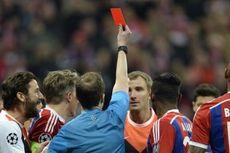 Kartu Merah Tercepat Bawa Bayern Unggul