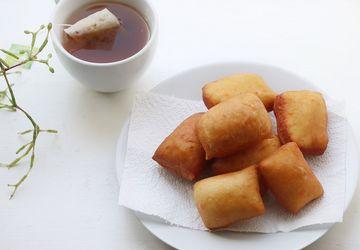 Cara membuat roti dan donat goreng dari berbagai daerah, baik Indonesia dan luar negeri.