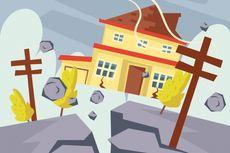 Mengapa Bangunan Roboh Saat Gempa Bumi?