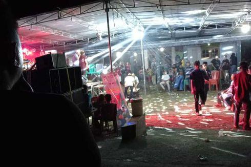 Acara Organ Tunggal yang Dibubarkan Polisi di Lampung Diduga Pakai Dana Desa