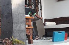 Geledah Rumah Pribadi Bupati Lampung Utara, KPK Bongkar Brankas