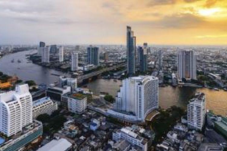 Sektor perhotelan Bangkok terpuruk.