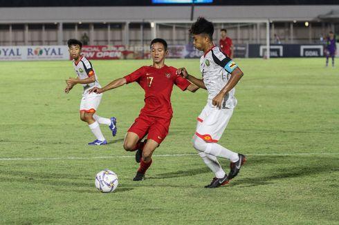 Indonesia Bisa Lolos ke Putaran Final Piala Asia U-16 2020 jika...