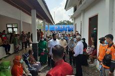 HB X Kunjungi Pengungsian Warga Lereng Merapi, Minta Makanan Ditentukan Pengungsi