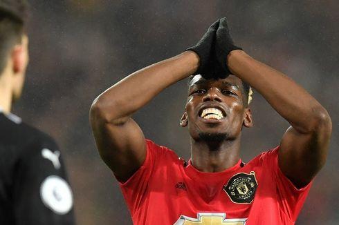 Man United Biarkan Paul Pogba Pergi jika...