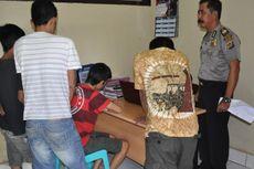 Empat Pemuda Ditangkap dengan 6 Paket Sabu di Kolaka