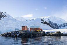 Tak Tersentuh Covid-19, Penelitian Musim Panas di Antartika Ilmuwan Kurangi Personel