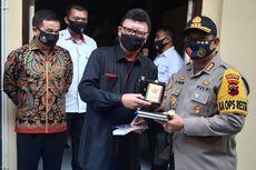 Lihat Kesiapan Layanan Publik, Menpan RB Tjahjo Kumolo Sidak ke Polresta Solo