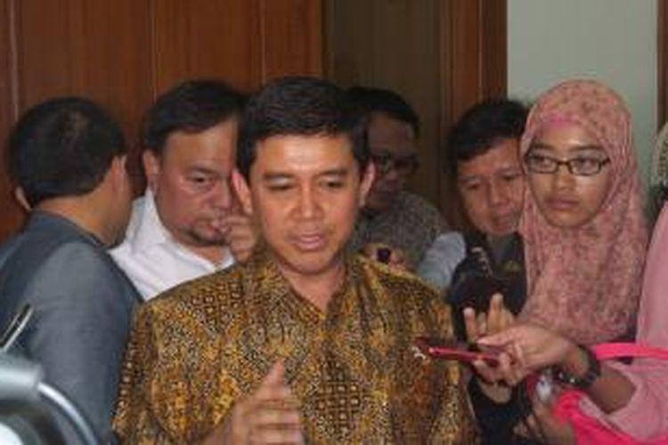 Menteri Pendayagunaan Aparatur Negara dan Reformasi Biroktasi, Yuddy Chrisnandi