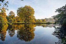 Pertama Kalinya, Taman Istana Buckingham Dibuka untuk Piknik Warga