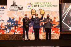 Konsisten dalam Implementasi ESG, Pertamina Borong Penghargaan Nusantara CSR Award 2021