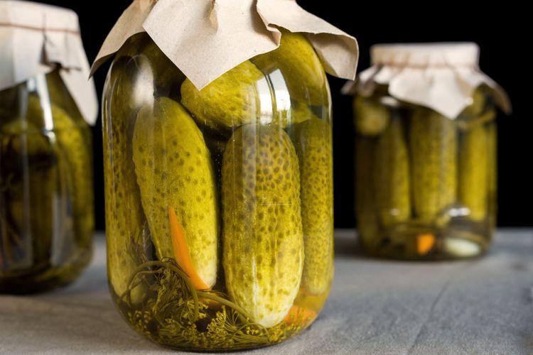 Pickle atau acar mentimun