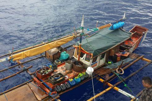 Dalam Sepekan, 19 Kapal Nelayan Ilegal Ditangkap, 12 Berbendera Asing