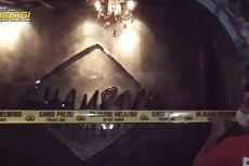 Langgar Jam Operasional dan Prokes, Bar di Tebet Diberi Garis Polisi