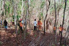 Sudah 3 Hari Seorang Nenek Hilang, Personel SAR Sisir Hutan Wonosadi