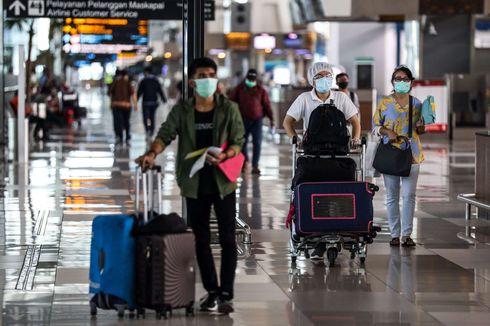 Naik Pesawat ke Jakarta Tak Punya SIKM, Siap–siap Karantina di GOR Cengkareng
