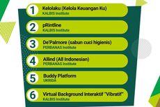 Kalbis Institute Borong Hibah Kompetisi Kewirausahaan ISEI dan Pegadaian