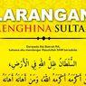 Kontroversi Malaysia Pakai Hadis untuk Larang Rakyat Menghina Sultan