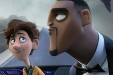 5 Fakta Menarik Film Animasi Aksi Mata-mata Spies in Disguise
