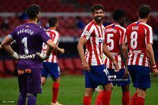 Atletico Madrid Vs Alaves, Niguez-Diego Costa Bawa Tuan Rumah Menang