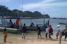 Jelang Tahun Baru, Wisatawan Serbu Pulau Sempuh