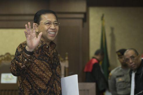 Setya Novanto Ajukan Diri Menjadi Justice Collaborator Kasus e-KTP