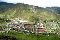 Kota Mulia Papua, Daerah Terdingin di Indonesia, Curah Hujan Terjadi Sepanjang Tahun