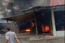 Ledakan Pom Bensin Mini di Probolingo Diduga karena Korsleting