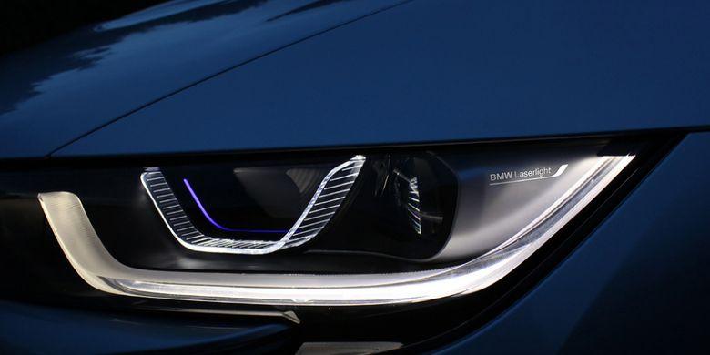 BMW Laser Light pada i8