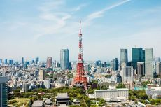 Sopir Taksi di Tokyo Bisa Tolak Penumpang yang Tidak Pakai Masker