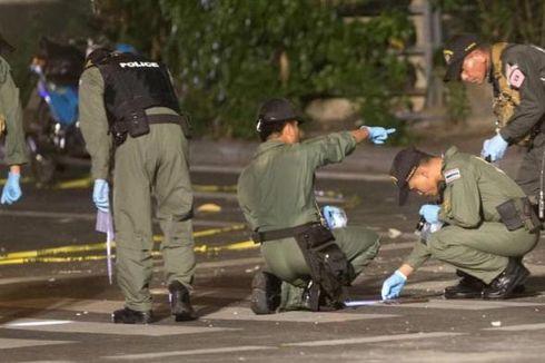 Tersangka Pengebom di Bangkok Terekam Kamera CCTV