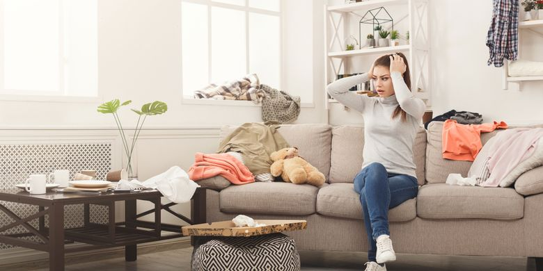 Cara Cepat Merapikan Ruangan di Rumah, Tak Sampai 10 Menit